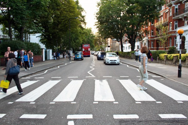 Эбби Роу (Abbey Road)