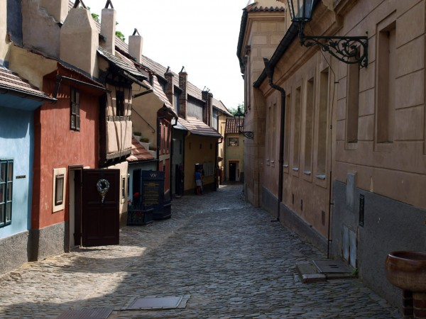 Злата улочка (Golden Lane)